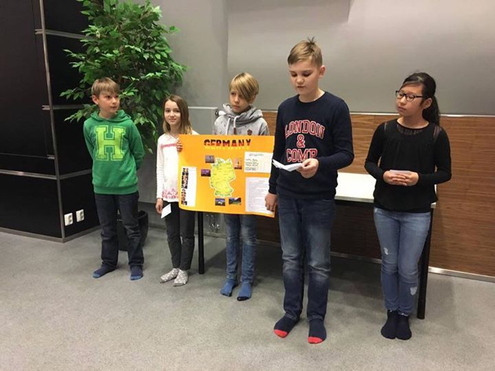 Our brave German friends told us about Germany, their home town Hohen Neuendorf …