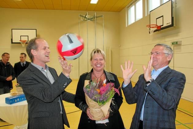 Gymnasium bekommt moderne Sporthalle – MOZ.de
