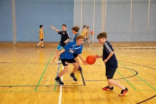 Basketball-Schulcup in Oranienburg – MOZ.de