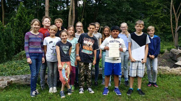 Unsere Schule wurde in diesem Jahr das erste Mal zum Brandenburger Schülermediat…