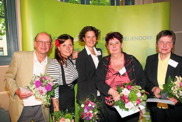 Ehrennadel für engagierte Hohen Neuendorfer – MOZ.de