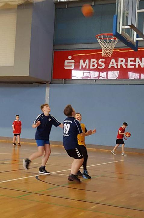 Zahlreiche Treffer beim MBS Basketball-Cup