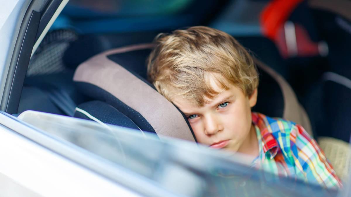 Psychologen warnen: So sehr schadet es Kindern, wenn ihre Eltern sie in die Schule fahren