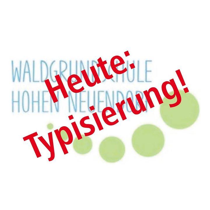 Waldgrundschule Hohen Neuendorf added a temporary profile picture.