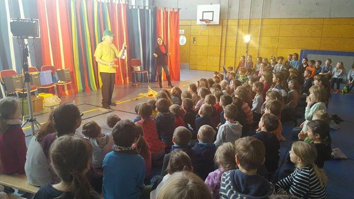 Das Tourneetheater Wiesbaden zu Gast