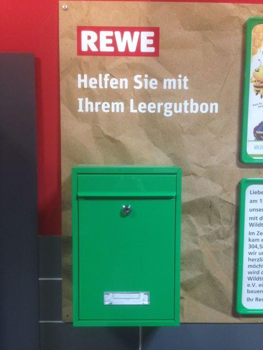 Endspurt: Leergut-Bons spenden!