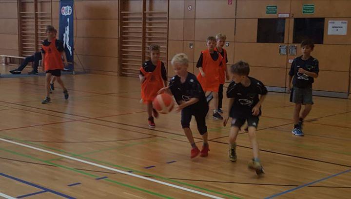 Waldgrundschüler im Basketballfieber  Mit vier Teams traten unsere Kinder der Ba…