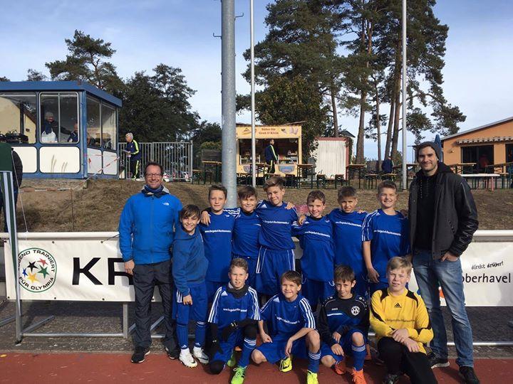 Tolle Fußball-Leistung Unsere Fußballmannschaft war heute beim Kreisfinale in Lö…