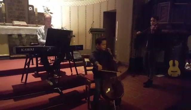 Musikabend mit lauten und leisen Tönen  Die Premiere unseres Musikabends am Mont…