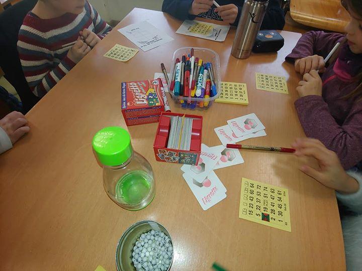 Tag der Mathematik  Der heutige Vormittag stand ganz im Zeichen der Mathematik. …
