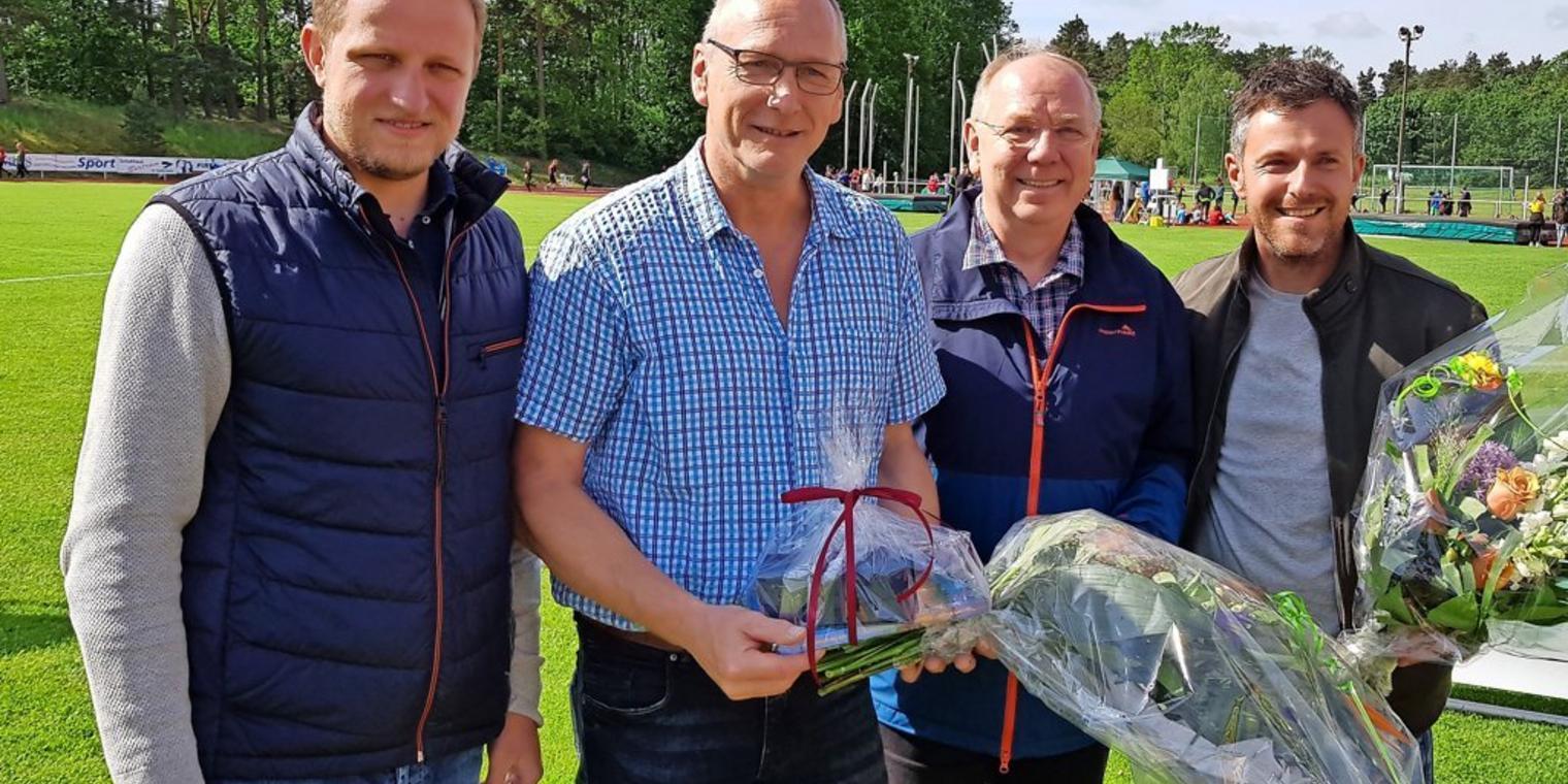 Löwenberg: Über 400 Aktive im Waldstadion